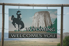 juvenile-justice-reform_Wyoming-highway-sign