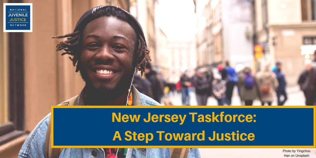 NJ Task Force: A Step Towards Justice